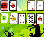 Angry Birds Solitaire