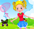 Barbie Butterfly Catching