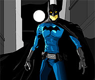Batman Costume 2