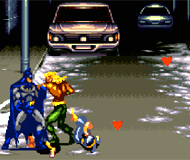 Batman Street Fighter