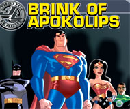Justice League Brink of Apocolyps