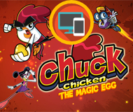 Chuck Chicken The Magic Egg