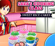 Sara's Cooking Class Sweet Rice