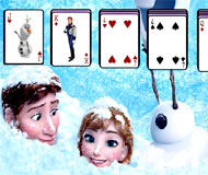 Disney Frozen Solitaire