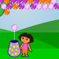 Dora Bubble Shooter