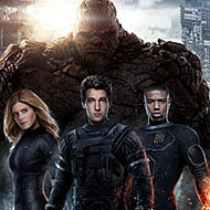 Fantastic Four 2015 Hidden Numbers