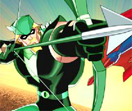 Justice League Green Arrow Training Academy