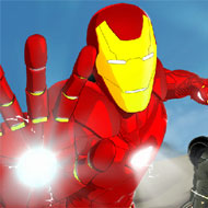 Iron Man Armored Justice