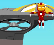 Iron Man Downtown Rescue Mission