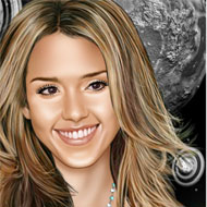 Jessica Alba Make Up