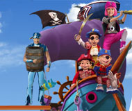 LazyTown The Pirate Adventure