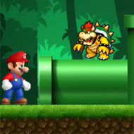 Mario Jungle Trouble