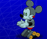 Mickey Roboter 3