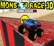 Monster Race 3D 2