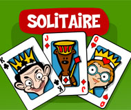 Mr. Bean Solitaire