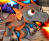 Pep the Dragon