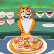 Perfect Pizza Tiger