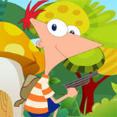Phineas and Ferb Rain Forest