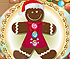 Santa's Gingerbread Cookie