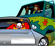 Scooby-Doo Car Chase