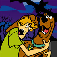 Scooby Doo in Spooky Speed