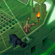 Scooby - Pirate Ship