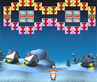Snow Ball Arkanoid
