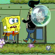 SpongeBob SquarePants Bubble Bobble