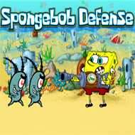 Spongebob Defense