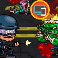 Swat vs Zombie