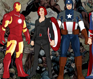 The Avengers Costume