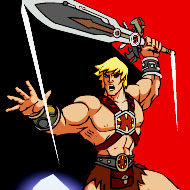 The Barbarian He-Man
