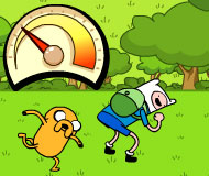Adventure Time Jumping Finn