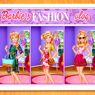 Barbie's Fashion Vlog