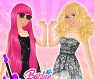 Barbie Rock Vs Popstar