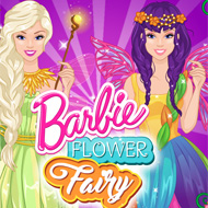 Barbie Flower Fairy