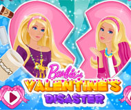 Barbie's Valentine's Disaster