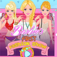 Barbie's First Fashion Show