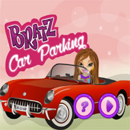 Bratz Car Parking