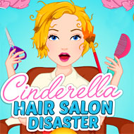 Cinderella Hair Salon Disaster