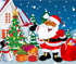 Decoration Santa Claus