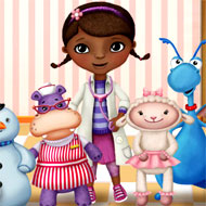 Doc McStuffins Heal Friends