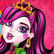 Draculaura Chic Makeover