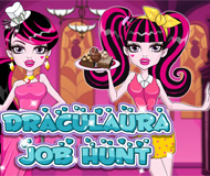 Draculaura Job Hunt