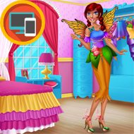 Fairy Princess Dresser