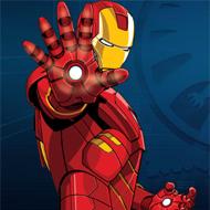 Iron Man Hard Target