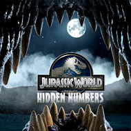 Jurassic World Hidden Numbers