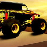 Monstertruck Superhero