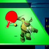 Ninja Turtles Table Tennis