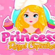 Princess Royal Cupcakes